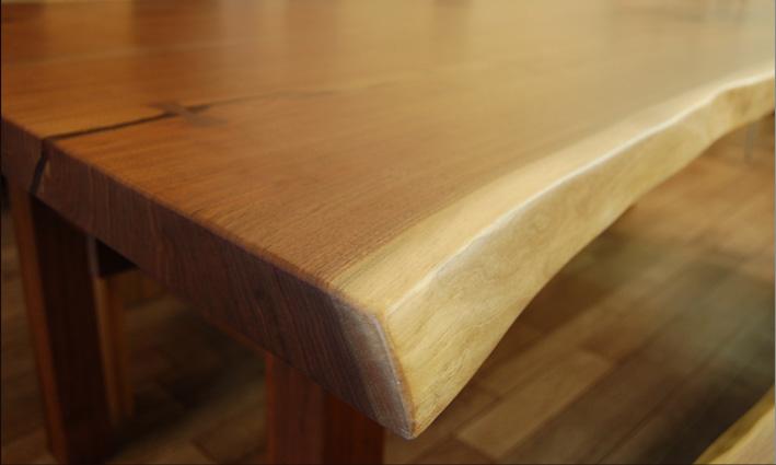 50mm厚の板を作るためには65mmの板が必要です