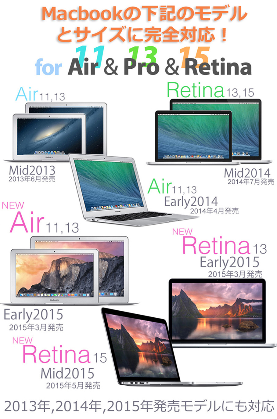 mid2013 late2013 macbookair