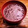 暖めても、冷やしても、美味!大人気の北海道ぜんざい