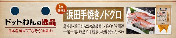 浜田手焼きノドグロ
