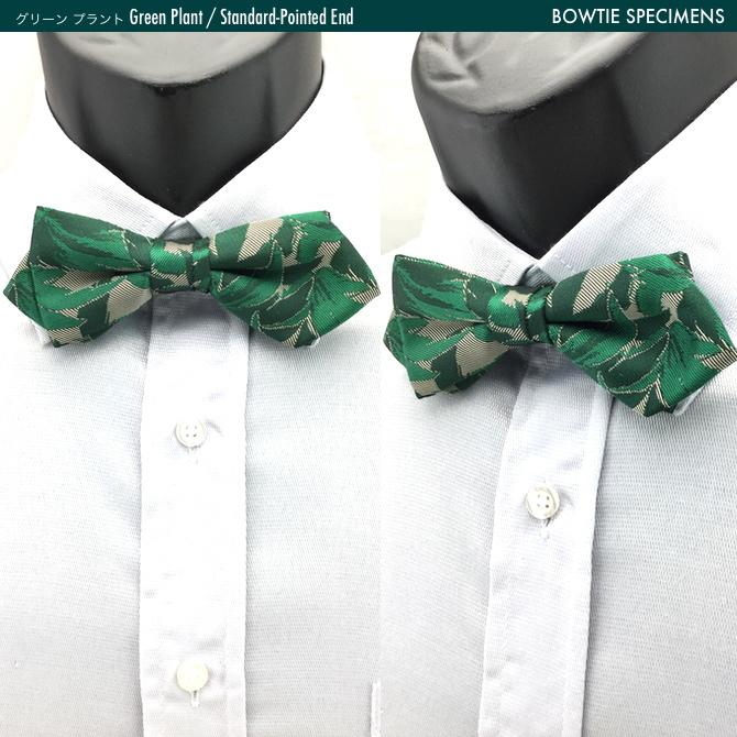 蝶ネクタイメンズ 緑 グリーン おしゃれ