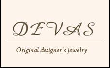 Orginal designer's jewlry DEVAS