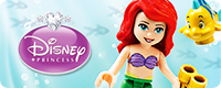 �쥴 �ǥ����ˡ����ץ�󥻥� LEGO(R) DISNEY PRINCESS ����