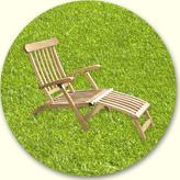 ガーデン リクライニングチェア