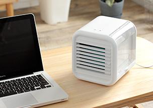 デスクトップ 冷風扇 RF-T1813