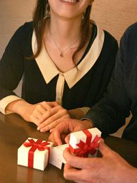 クリスマスやホワイトデー、バレンタインデー、誕生日プレゼントなどに人気