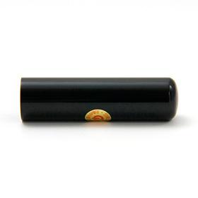 個人用印鑑3本セット 芯持ち黒水牛 実印 銀行印 認印
