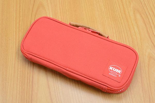 【KUM/クム】ハンドル付 ペンケース KM169