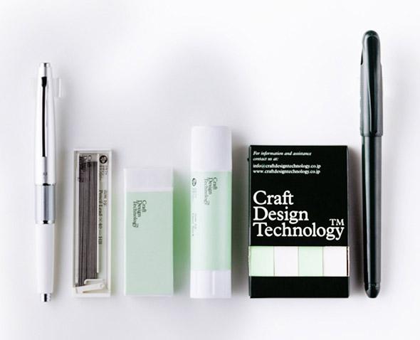 Craft DesignTechnology/クラフトデザインテクノロジー 文房具 ステーショナリー ギフトセット S