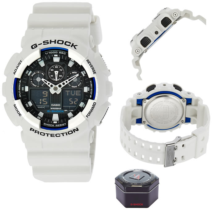 Osama Hakuraikan  Casio g-shock CASIO G shock GA-100B-7A watch ... 4c2266df5
