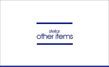 stellar other items ステラウェブショップ