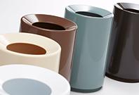 インテリアを彩るデザイン ゴミ箱/ダストボックス