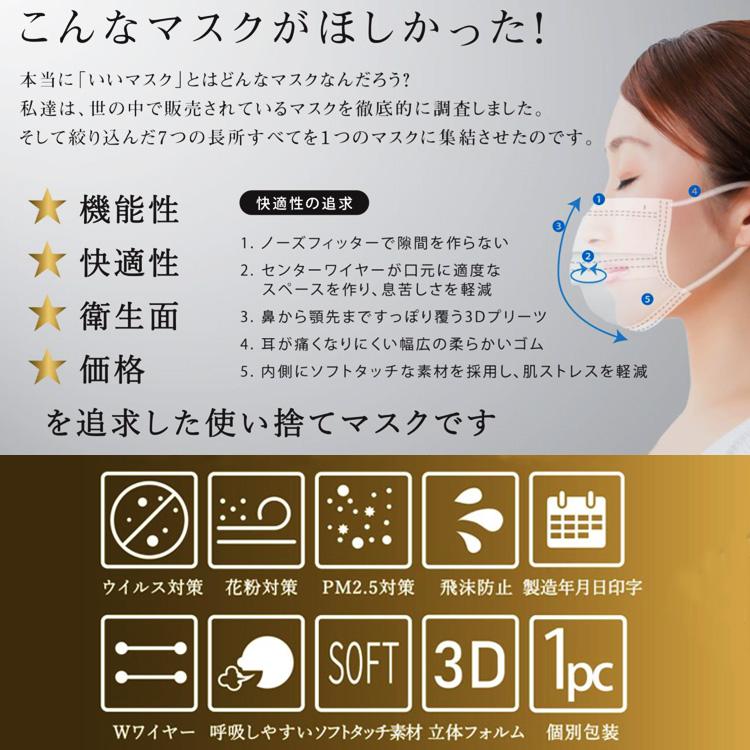 七つ星マスク感染ウィルス対策