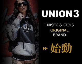 union3 ORIGINAL BRAND