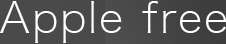 Apple free