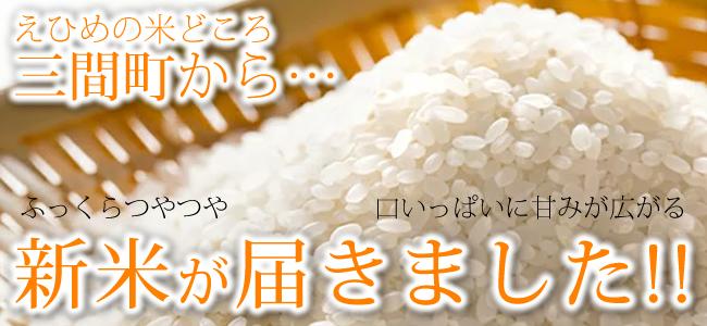 三間米新米