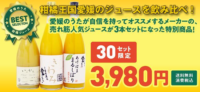 柑橘ジュースベストセレクション