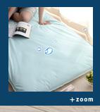 パッドタイプは敷き布団にピッタリの防水パッド