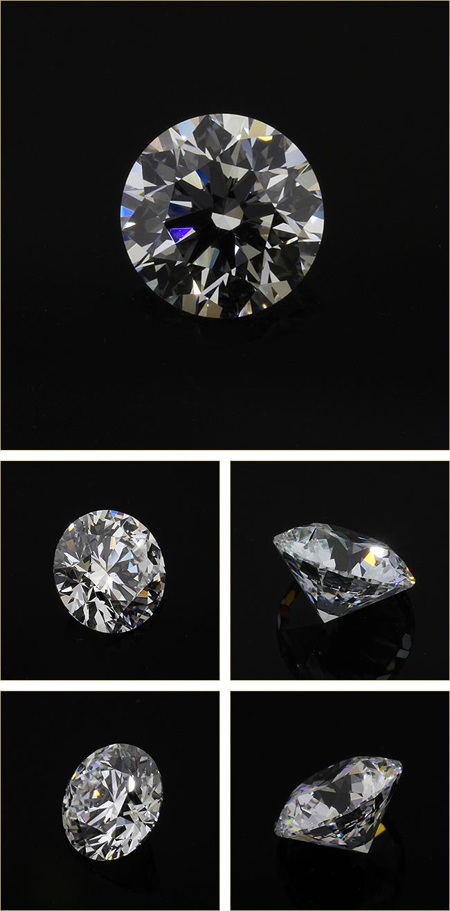 INTERNALLY FLAWLESS インターナリフローレス IF if 3EXCELLENT H&C ハート&キューピッド 無傷 ダイヤモンド ダイヤ 鑑定書 GIA 中央宝石研究所 -銀座のジュエリーショップ ENJUE-