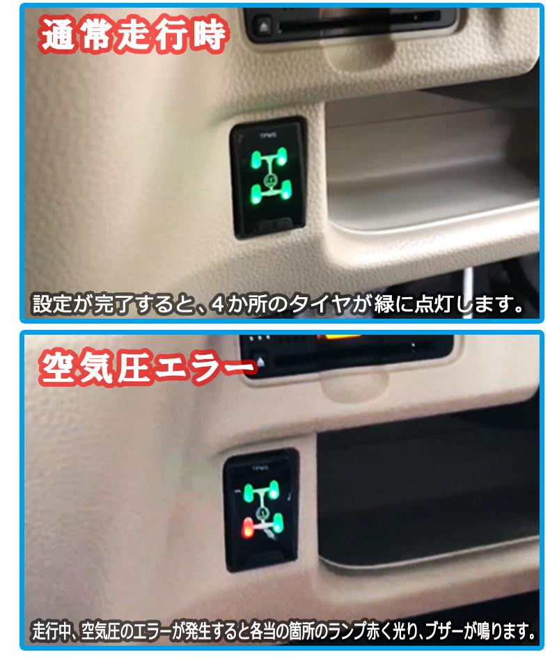 HONDA 新型 N-BOX custom エヌボックス カスタム 専用 DBA-JF3 DBA-JF4 ホンダセンシング対応ハーネスカプラーオン TPMSタイヤ空気圧監視警報システム