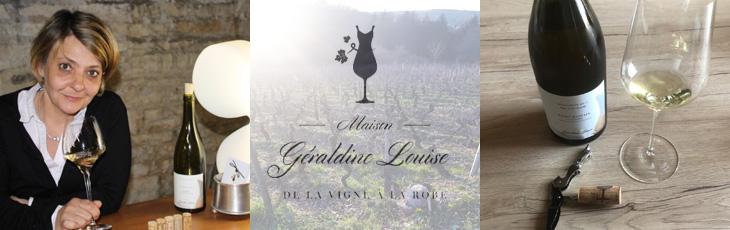 ジェラルディーヌ・ルイーズ Geraldine Louise