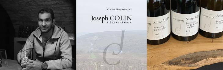 ジョセフ コラン Joseph COLIN