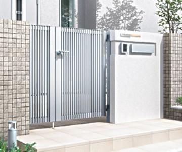 門扉[Ranking機能あり] 門まわりは、エクステリアの中でも外とのつながりをもち、住まいの第一印象を決める重要なポイントです。