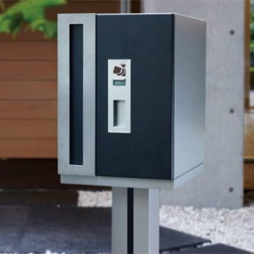 トーシン W-BOX POST W-BOX POST 宅配ボックスと郵便受けが一つに。宅配ボックスと郵便受けが一つになった、スマートで利便性の高い商品です。