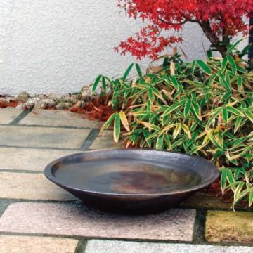 水鉢 お庭の水受けとして。メダカや金魚のビオトープとしても人気の商品多数ラインナップ
