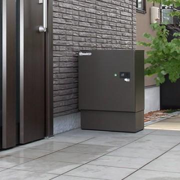 SDS|宅配キーパー 宅配キーパー ラージタイプ140サイズ収納可能な大容量モデル
