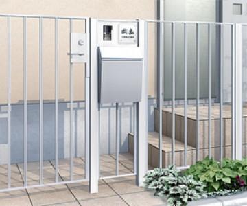 機能門柱[Ranking機能あり] 機能門柱(ファンクションユニット)は、ポスト・照明・インターホン・表札の機能をまとめて設置できる、いわば住まいの門番です。