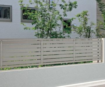 セレビューフェンス 優れたコストパフォーマンスと、スタイリッシュなデザインを両立したフェンスです。