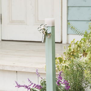 アイスルージュ オンリーワンクラブ|水栓柱 寒冷地仕様(不凍)水抜きハンドルを回すだけ、凍結防止も簡単