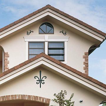トラディシオンシリーズ 南欧風エクステリアトラディシオン シリーズ南欧スタイルの住まいをより美しく個性的に演出するアルミ鋳物シリーズ。南欧風住宅の外観をより美しく個性的に演出するアルミ鋳物シリーズです。ご家族のこだわりを住まいに反映することができます。