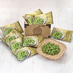 冷凍 殿様のだだちゃ豆1.6kg(200g×8袋)