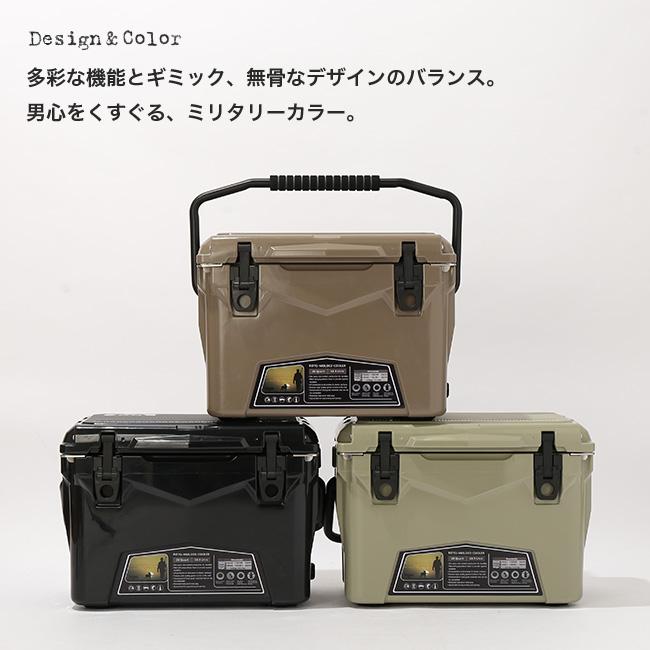 ドベルグ × アイスランド クーラーボックス
