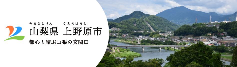 ふるさと納税 山梨県 上野原市(やまなしけん うえのはらし)|歴史と文化が感じられる自然豊かなまち