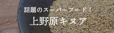キヌア・雑穀