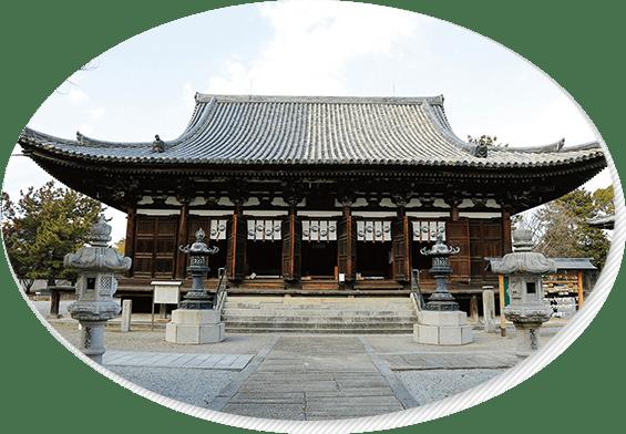 鶴林寺の画像