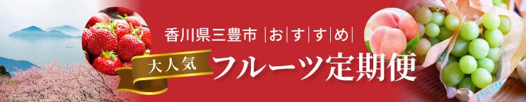香川県三豊市 おすすめ 大人気フルーツ返礼品