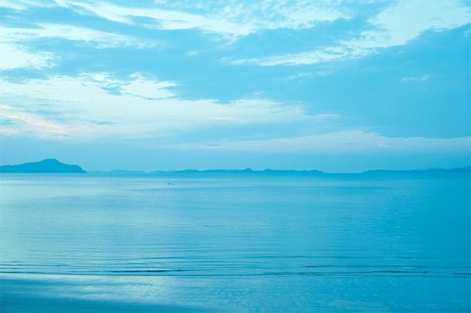 松浦市の海