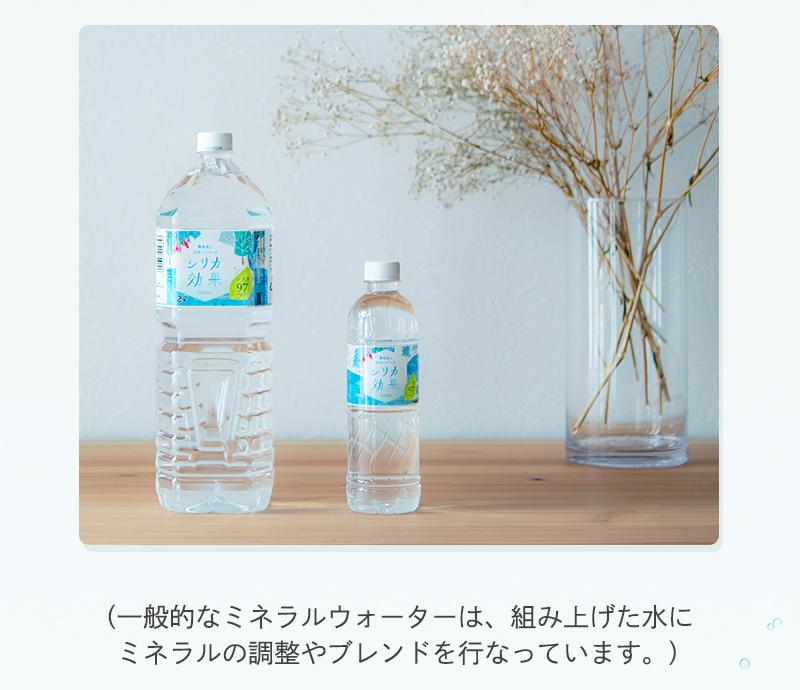 効果 シリカ 水 シリカ水にはアンチエイジングの効果があるの?