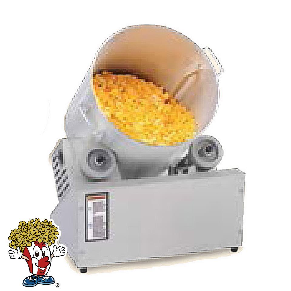 チーズタンブラーマシーン(4.0ガロン)