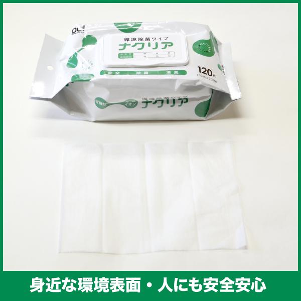 ナクリア 環境除菌ワイプ