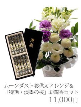 ムーンダスト&特選・淡墨の桜10800