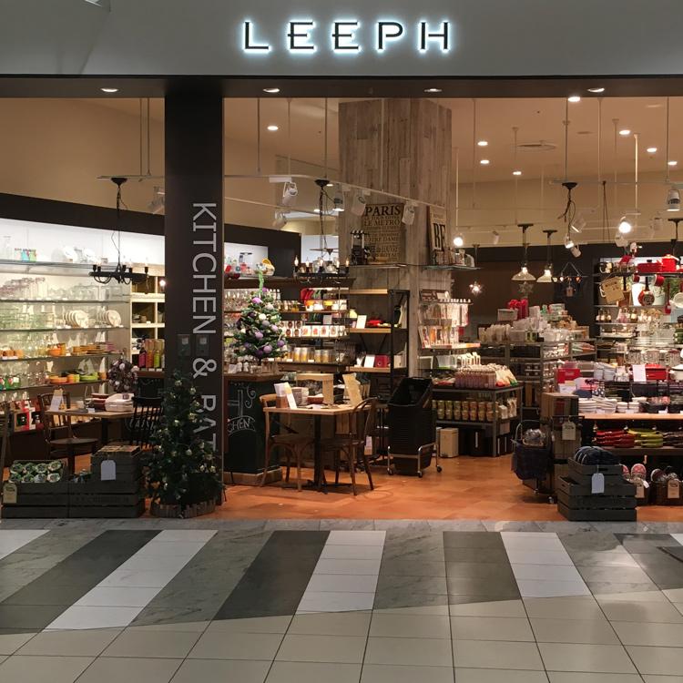 LEEPHイオンモール千葉ニュータウン店