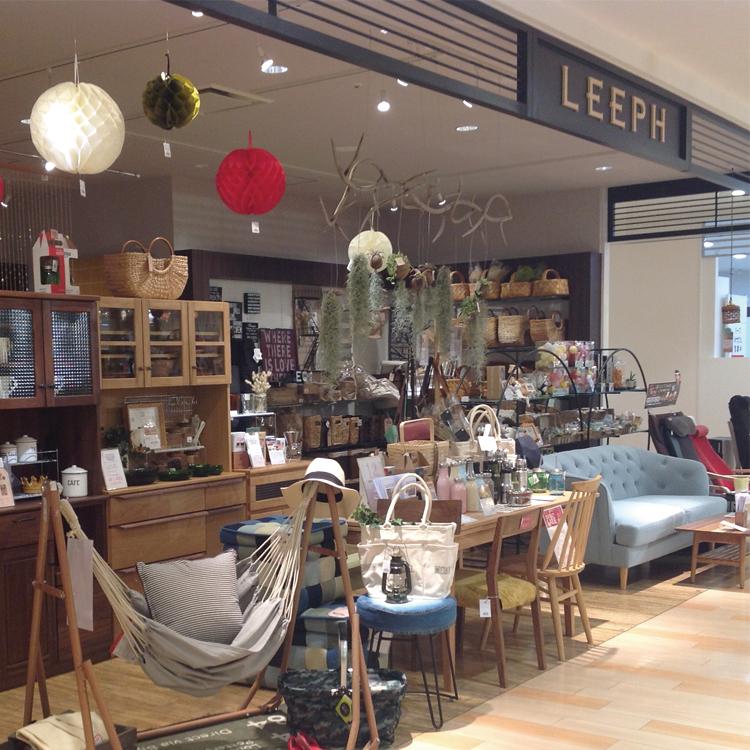 LEEPH モザイクモール港北店