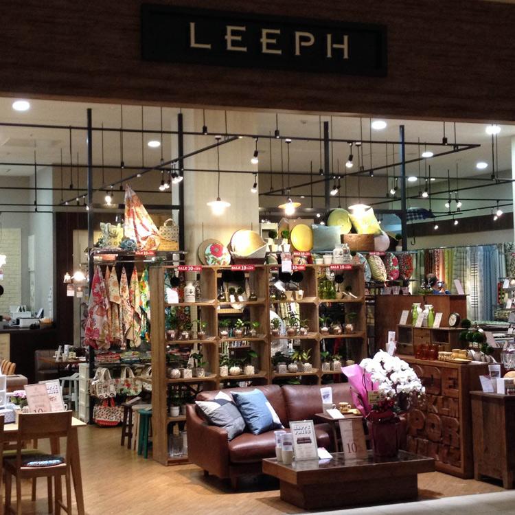 LEEPH イオンモール高の原店