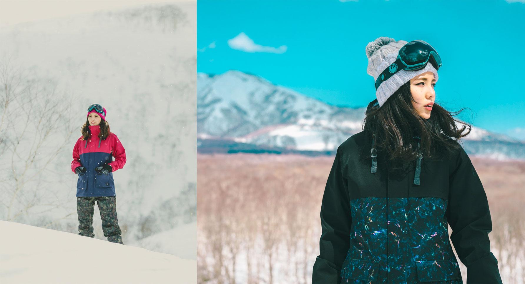 スノーボードウェア 2018-2019モデル 【予約商品】 スキーウェア レディース ジャケット単品 43DEGREES 新作