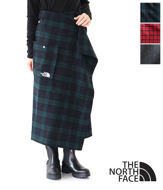 [Gymphlex]MULTI STRIPE ギャザースカート